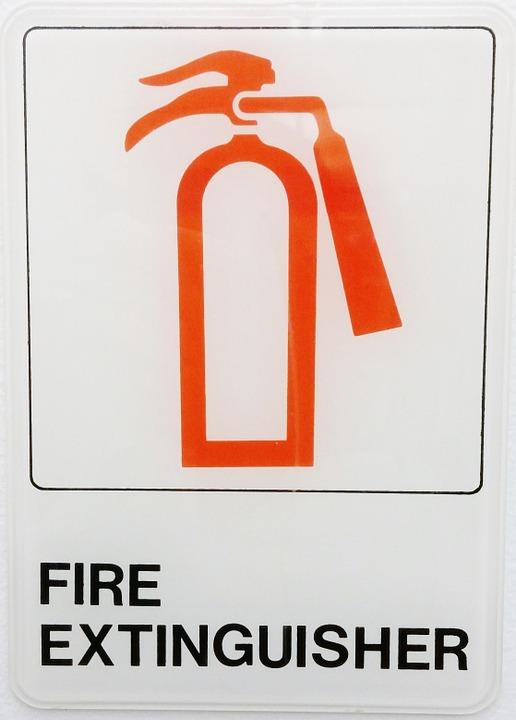 Addetto antincendio - estintore