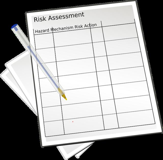 Valutazione dei rischi salute