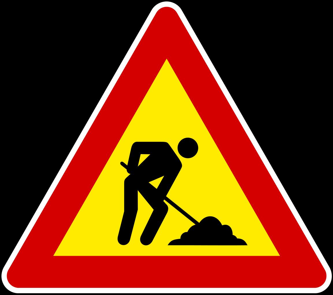 Segnaletica cantieri stradali
