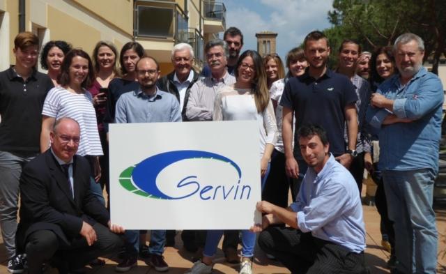 team Servin mission